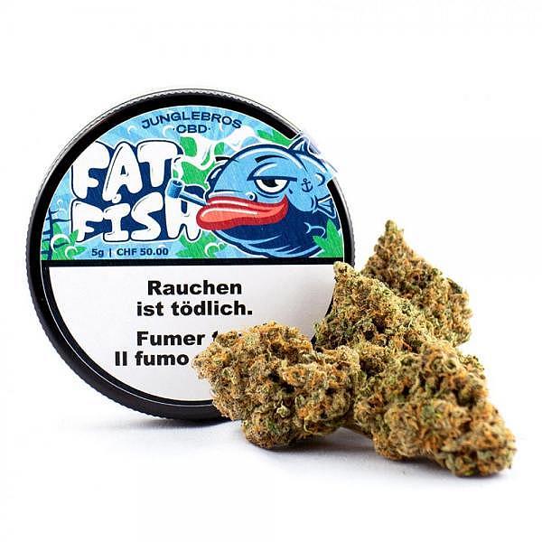 Fat Fish 5g